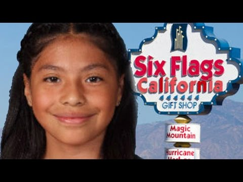 10 Yr Old Girl Dies On Rollercoaster Ride - Six Flags Magic Mountain