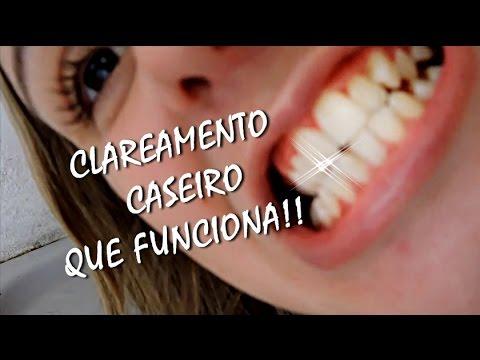 Diy Clareando Os Dentes Com R 2 50 Youtube