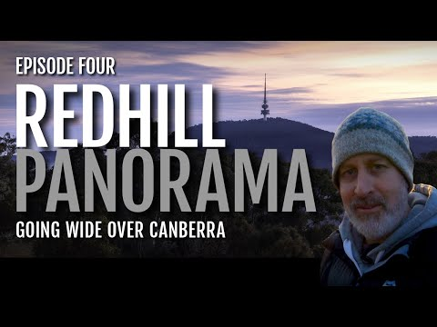 Landscape photography in Canberra: Red Hill