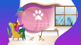 Pet Services - Online Pet Shop - After Effects template project