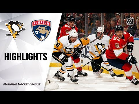 Sports Wrap with Ron Potesta - Panthers Double Up Penguins in Florida