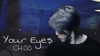 [BTS Jimin FF] - 'Your eyes' | part 8