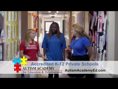 Autism Academy for Education and Development Commercial