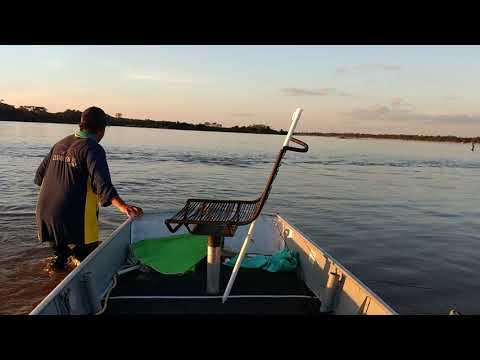 Piraiba de 164 MT rio Araguaia Luiz Alves guia de pesca farinha