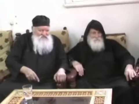 قديس معاصر - أبونا فلتاؤس السريانى