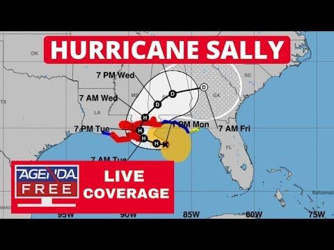 Hurricane Sally - LIVE COVERAGE