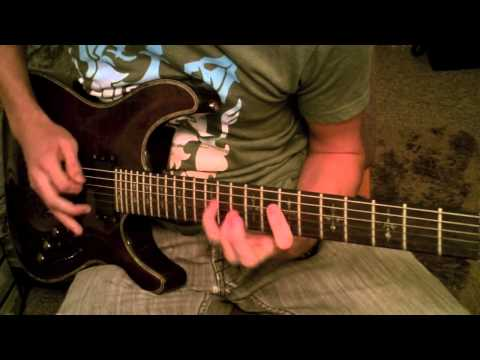 Seperation + Nothing Left  As I Lay Dying guitar  HQ