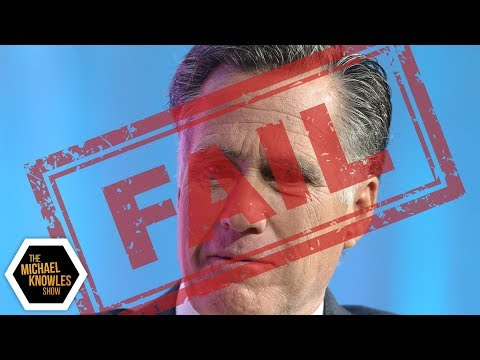 Mitt Romney Hasn't Learned Anything | The Michael Knowles Show Ep. 106
