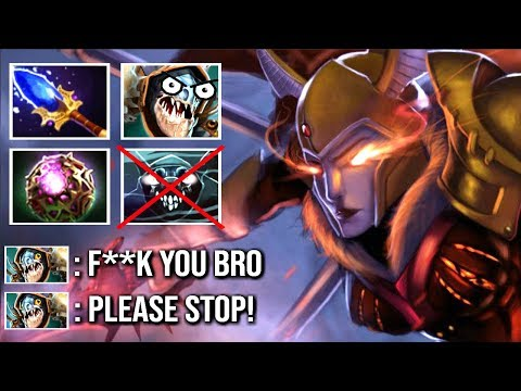 EPIC Non-Stop Duel Scepter LC Counter Slark Crazy Gameplay by yarintheslayer WTF Dota 2