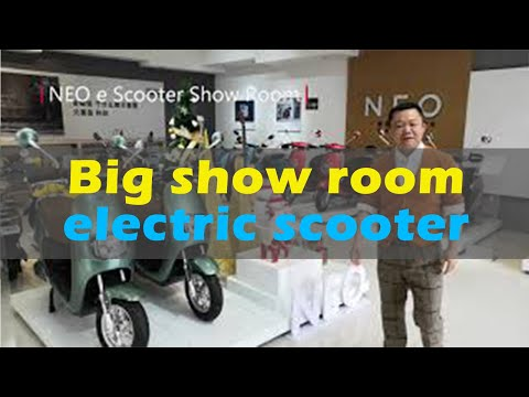 (EV-33) NEO 33 Electric Scooter Adult Chinese Factory Wholesale Motorcycle