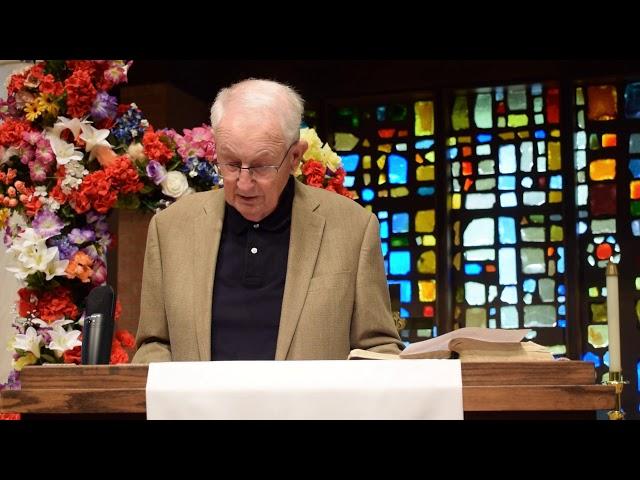 Worship Service May 24th