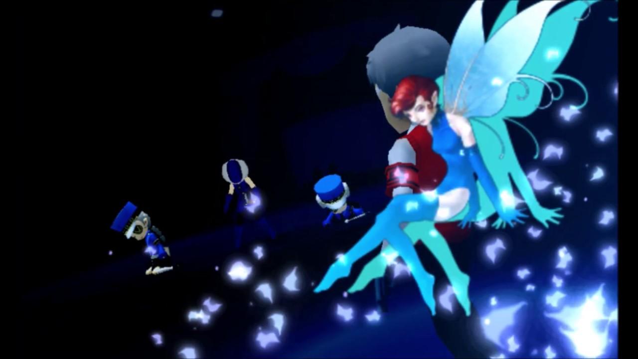 Persona Q2 - Almighty Magics vs Velvet Rangers (Risky)