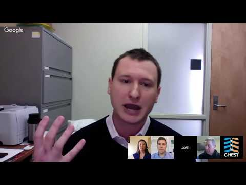 Google Hangout– Career Guidance: Academic Clinician and Community Practice