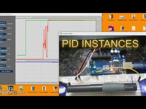 PID sample for Arduino - Jungletronics - Medium