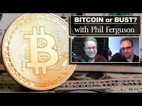 Bitcoin Or Bust? Skeptical Money With Phil Ferguson (TTA Podcast 362)