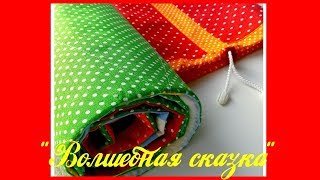 массажный коврик для детей своими руками.Massage mat for children