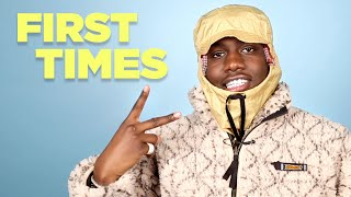 Lil Yachty Tells Us About His First Times Video