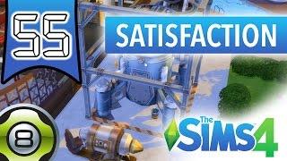 Les Sims 4 FR - Ep 55 - Orgie de points de satisfaction !