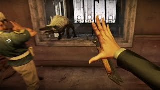 Dishonored 2 Stealth High Chaos (Addermire Institute)1080p60Fps