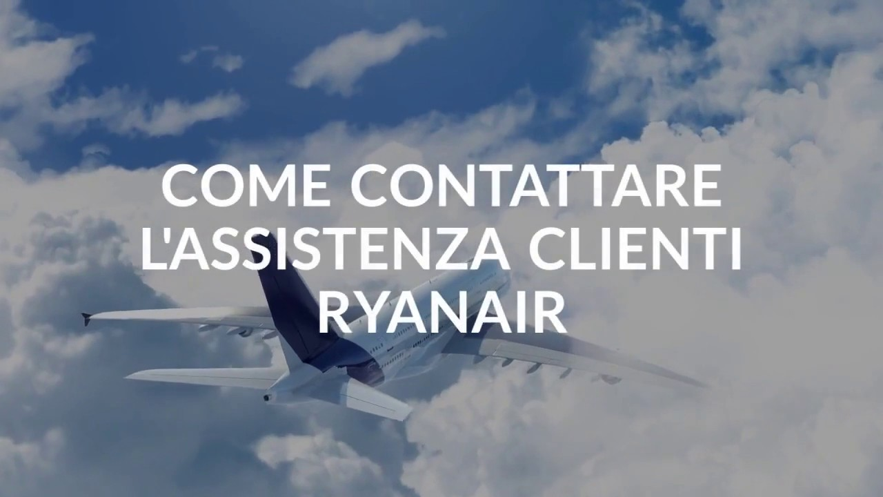 Come contattare Ryanair: modalità e costi | VoloGratis.org