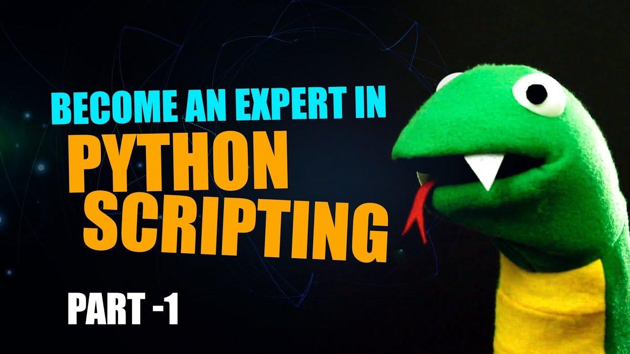 Installation and Lists | Python Scripting Basics | Part 1 | Eduonix