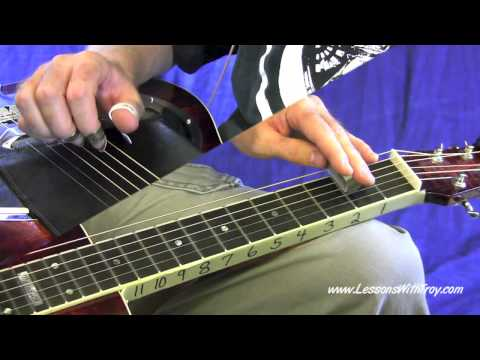 house of the rising sun - for dobro - arranged by troy brenningmeyer