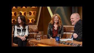 Die Traumfrauen Palina und Hannah - TV total