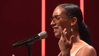 Naomi Sharon sings about self love to love others | Naomi Sharon | TEDxAmsterdamWomen