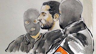 الحكم على الفرنسي مهدي نموش بالسجن مدى الحياة لهجومه على المتحف اليهودي ببروكسل…