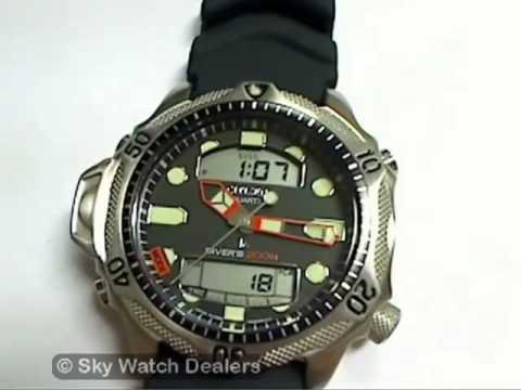 Jp1010 00e jp1010 citizen promaster divers watch review youtube - Citizen promaster dive watch ...
