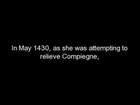Saint Joan of Arc ( Jeanne d