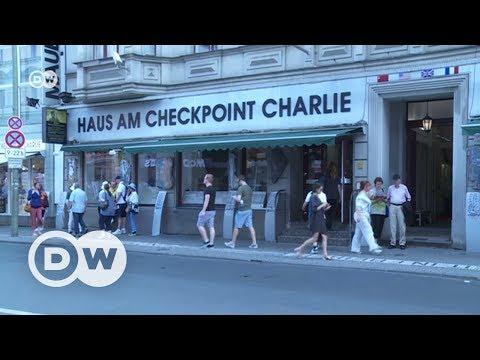 Willkommen in Berlin - Checkpoint Charlie - DW Türkçe