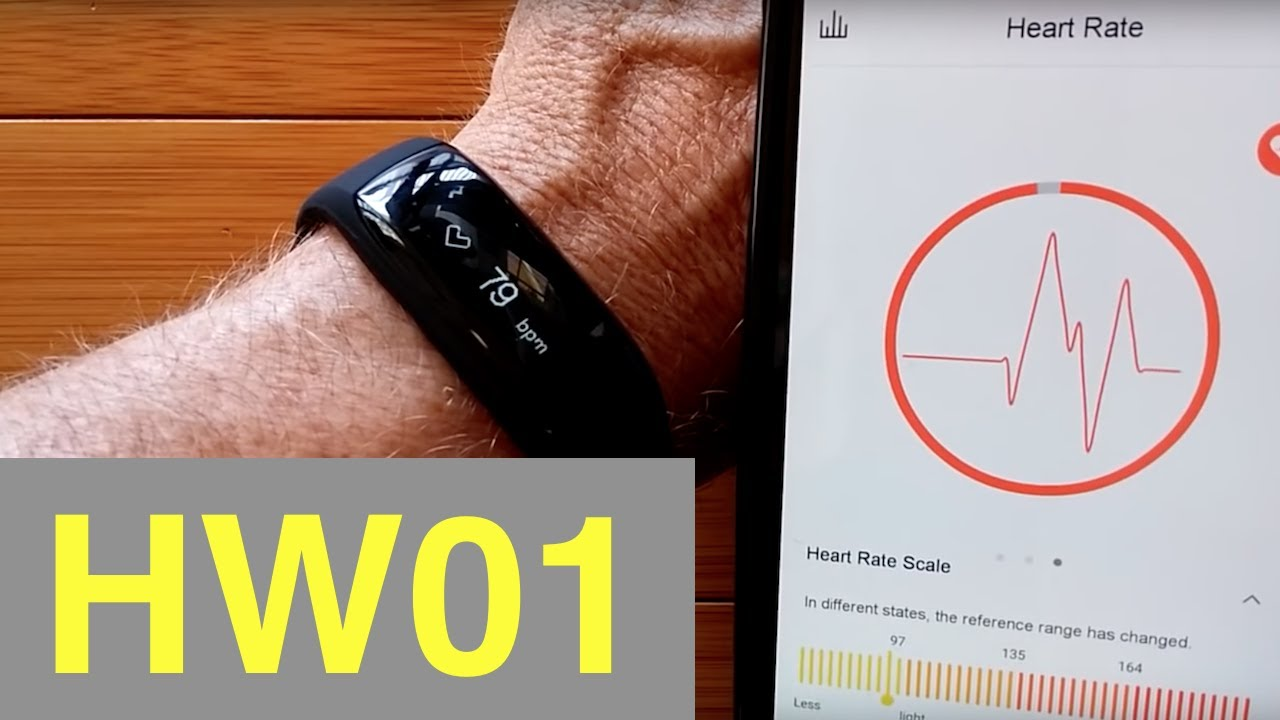 Lenovo Hw01 Smart Sport Wristband Unboxing And Review