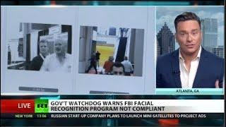 FBI's facial recognition under fire
