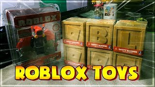 OPEN ROBLOX TOY BOX FIRST'S CHICKEN industry-SERIES 2