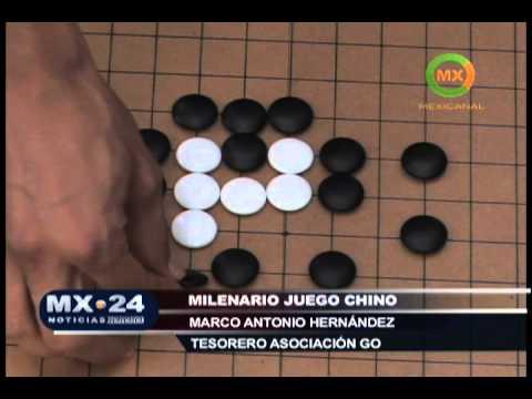 Go El Milenario Juego Chino Youtube