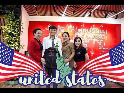 USA   V? Quang Huy    Memorial Hall School