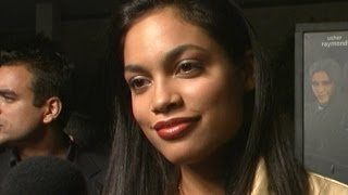 #TBT Rosario Dawson &#39Light It Up&#39 Premiere 11-4-99