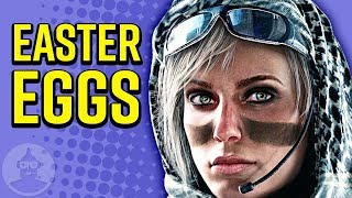 Rainbow Six Siege Easter Eggs You May Have Missed - Easter Eggs #16 | The Leaderboard