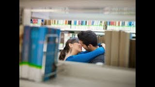 How To Kiss A Girl In College