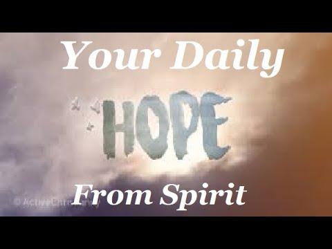 🕊️Your Daily Hope🌬️From Spirit☄️Tarot Reading🙏December 14 2019 thumbnail