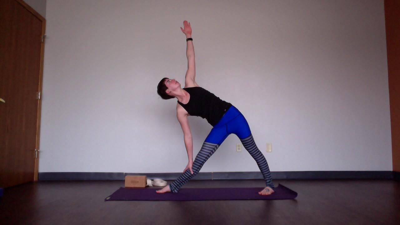 15 min Yoga Sequence