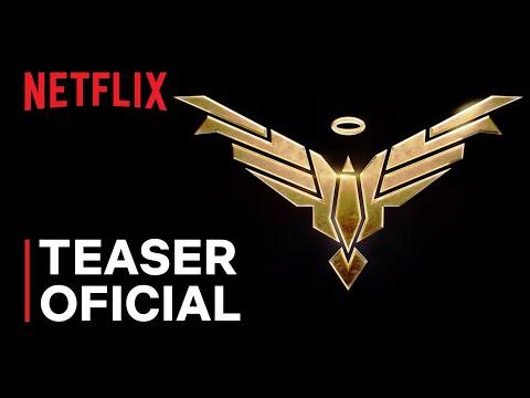 O Legado de Júpiter   Teaser oficial   Netflix