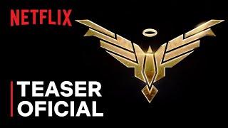 O Legado de Júpiter | Teaser oficial | Netflix