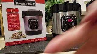 My NEW Magic Chef Mini Rice Cooker
