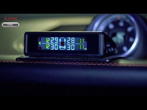 Для чего нужны датчики давления в шинах?  Slimtec TPMS X5i  для установки внутри колеса