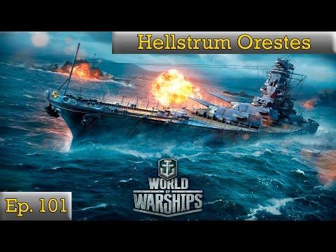 World of Warships - Español - Ep. 101 - Volviendo a jugar :P