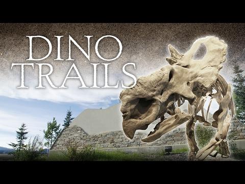 Dino Trails - Episode 4 - Northern Alberta's Dinosaur Discoveries