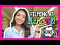 What You Need To Know When Filming at School! | Starting a Teacher YouTube Channel Series