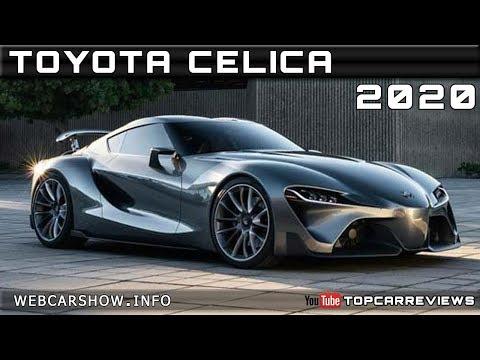 2020 toyota celica review rendered price specs release date youtube 2020 toyota celica review rendered